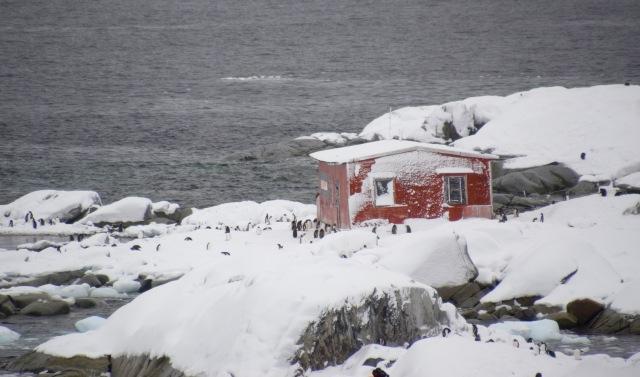 refuge hut